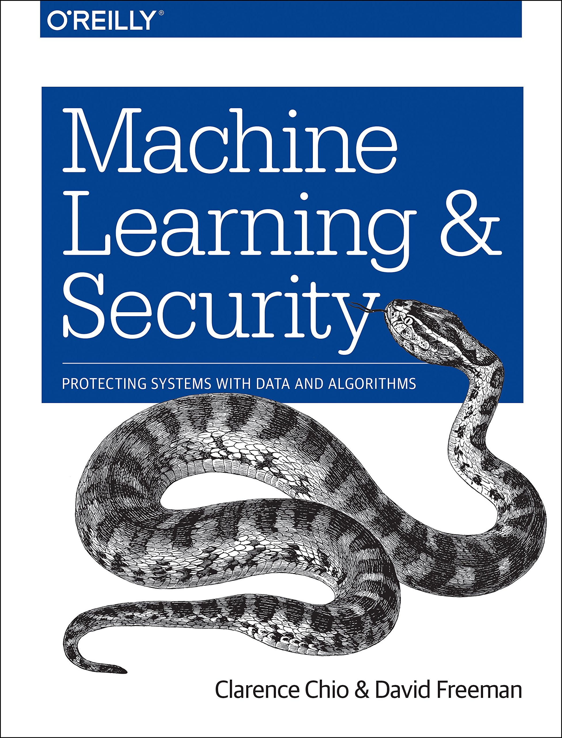 Book cover of Machine Learning & Security